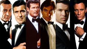 All 6 James Bond Actors Ranked