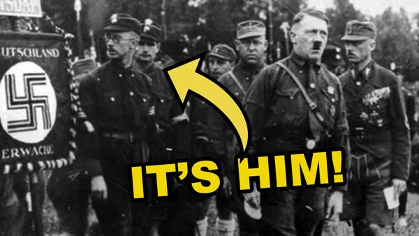HITLER Rudolf Hess