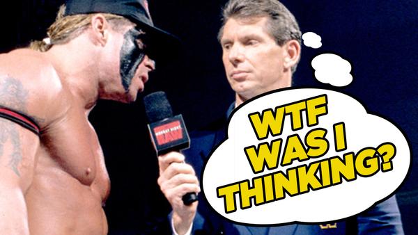 Vince McMahon Ultimate Warrior
