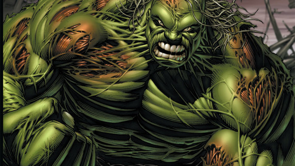 Incredible Hulk Collage