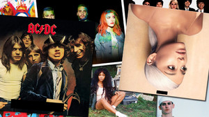 Can You Recognise These Iconic Album Covers Without Their Titles?