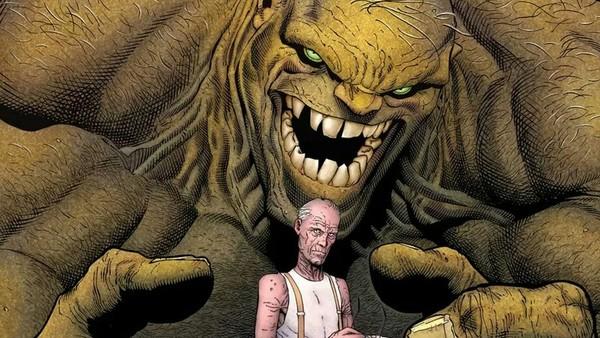 Old Man Logan Hulk