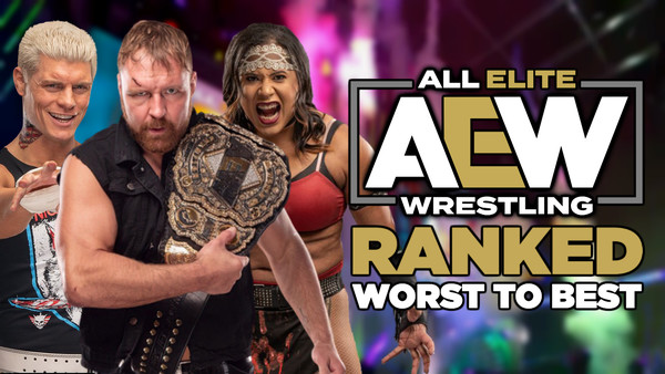 AEW roster ranked
