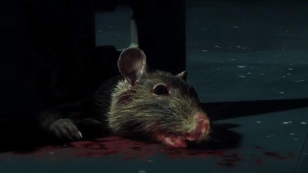 Resident Evil 2 Rat