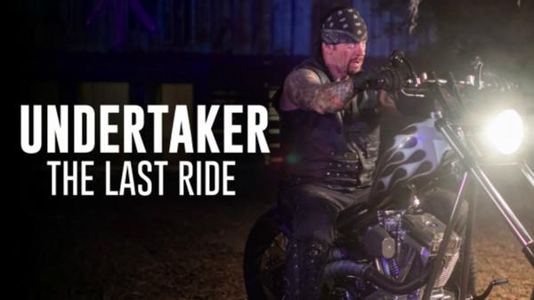 The Undertaker Last Ride
