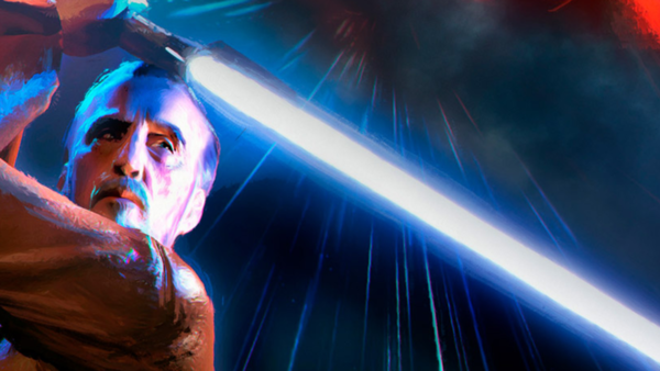 Count Dooku Jedi Lost