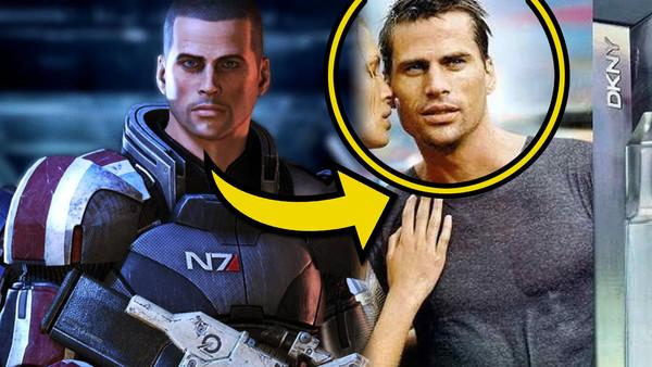 Shepard Real Life