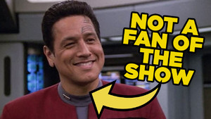 CHAKOTAY Star Trek