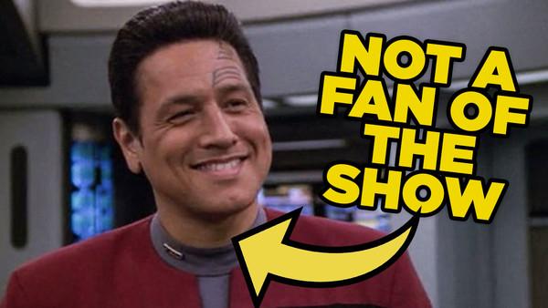 CHAKOTAY Star Trek