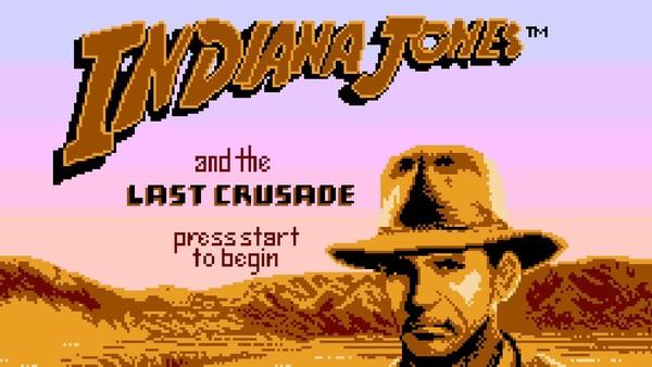 Indiana Jones NES