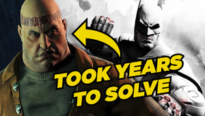 Batman: Arkham City - 10 Coolest Easter Eggs, Secrets And References Explained