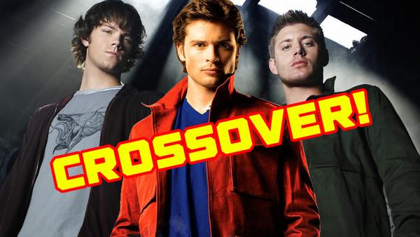 Smallville Supernatural Crossover