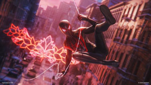 Spider-Man: Miles Morales Open World