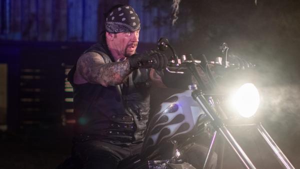 The Undertaker WrestleMania 36 The Last Ride