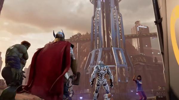 Marvel's Avengers Thor Co-Op