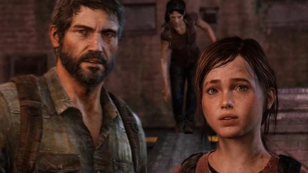 The Last of Us Joel Ellie