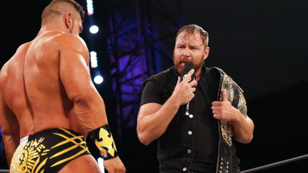 Jon Moxley Brian Cage