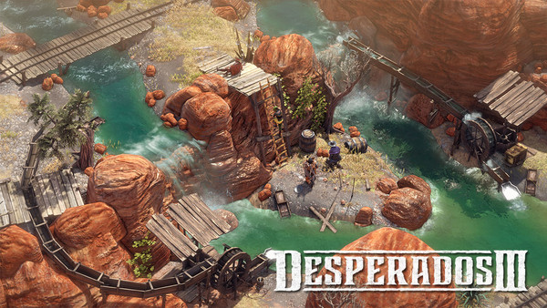 Desperados III Screenshot