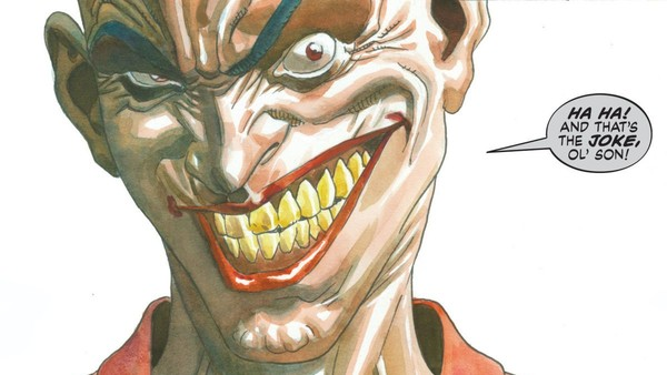 10 Times The Joker Was Genuinely Hilarious Page 11