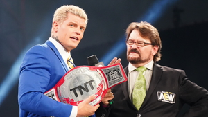 Non-AEW Wrestlers To Challenge For Cody's TNT Title?