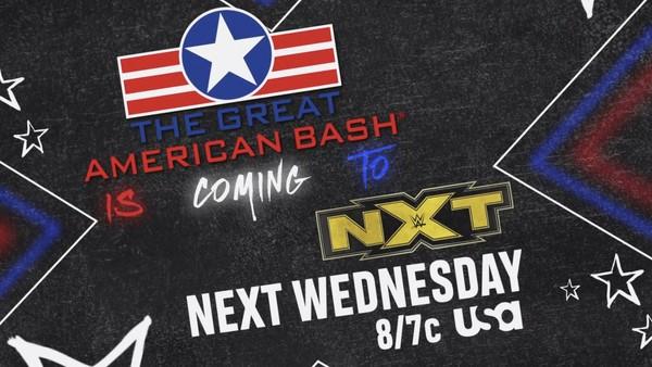 NXT Great American Bash