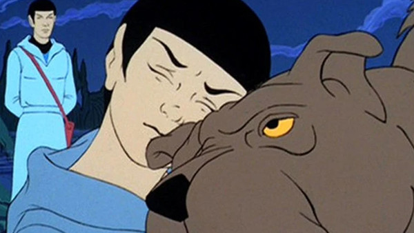Star Trek Animated Series Yesteryear