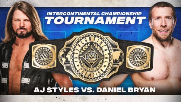 Daniel Bryan AJ STyles