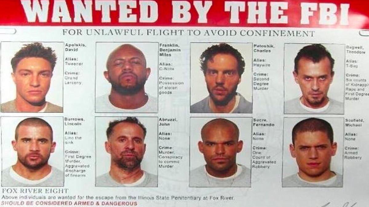 Prison Break Ranking The Fox River 8 Page 4