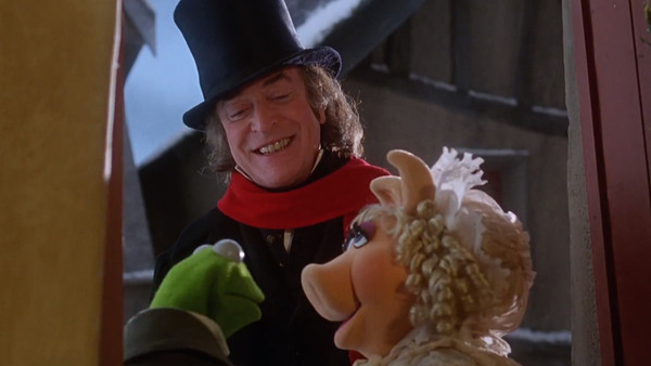 The Muppet Christmas Carol Michael Caine