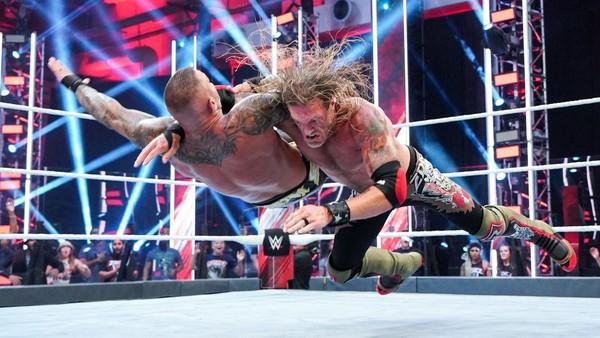 Edge Randy Orton Backlash 2020