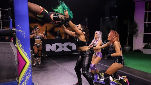 10 WWE NXT TakeOver: In Your House Impulse Reactions – Page 4
