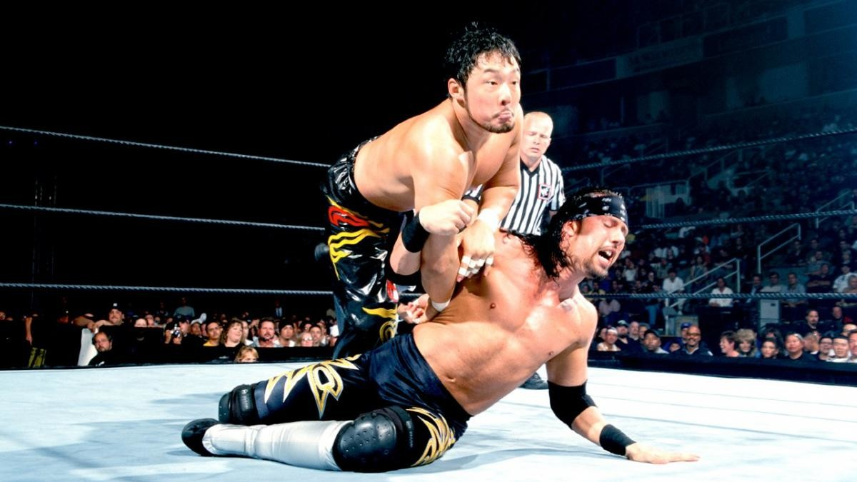 10 Greatest WWE Cruiserweight Wrestlers Ever - Page 2