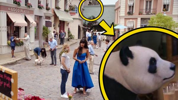 Good Place magic panda