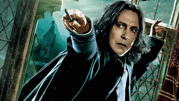 Severus Snape Harry Potter