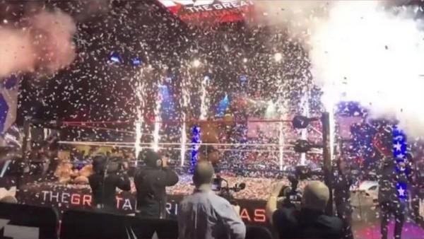 Keith Lee NXT Great American Bash
