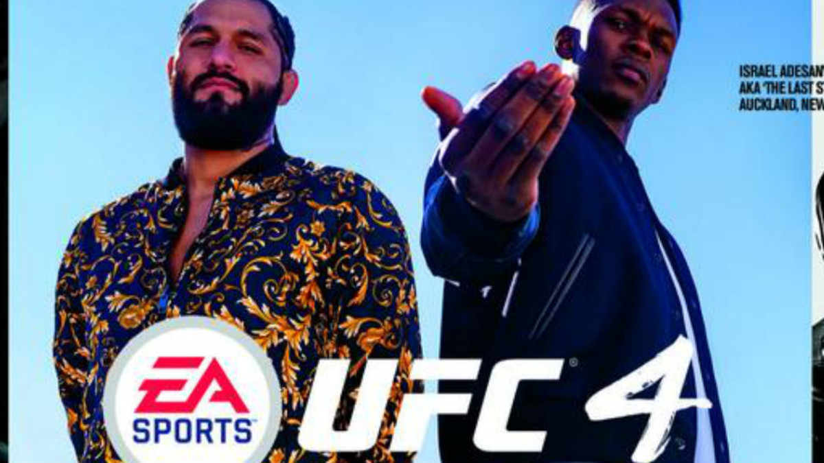 Ea Sports Ufc 4 Cover Stars Revealed