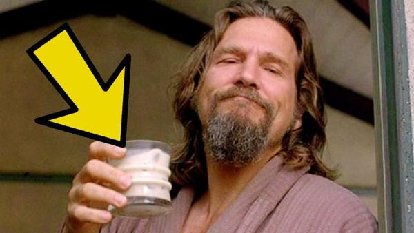 The Big Lebowski Milk