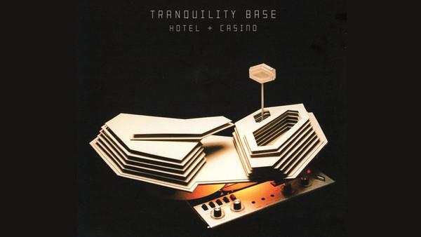 Tranquility Base Hotel And Casino Arctic Monkeys