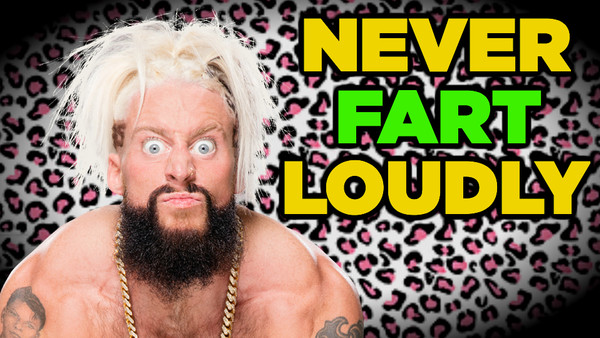 Enzo Amore Fart