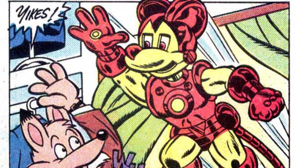 Iron Man Emperor Stark