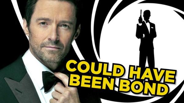 Hugh Jackman Bond