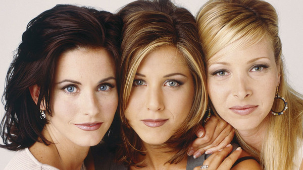 Image result for monica rachel and phoebe