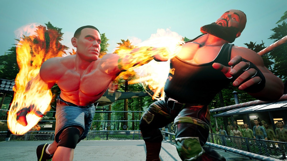 WWE 2K Battlegrounds Review: 4 Ups & 4 Downs - WhatCulture