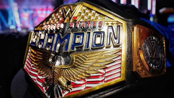 New WWE United States Championship