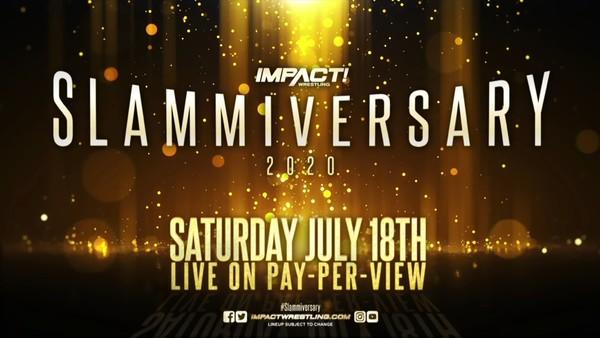 Impact Slammiversary 2020