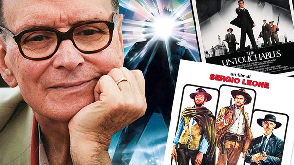 Ennio Morricone The Thing Untouchables Good Bad Ugly
