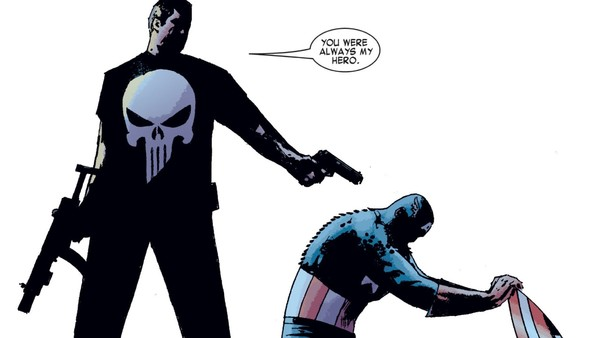Marvel Universe vs. The Punisher #2