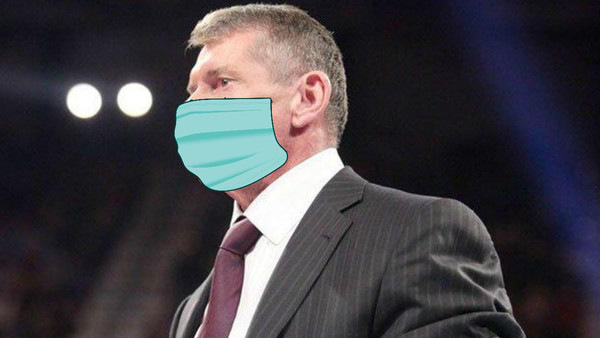 Vince McMahon mask