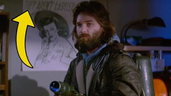 The Thing Kurt Russell
