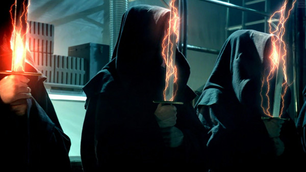 Doctor Who The Headless Monks A Good Man Goes To War